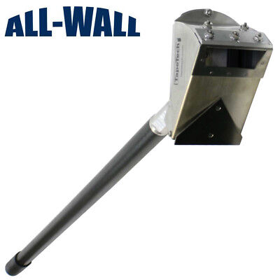 Tapetech 3-inch Easyclean Drywall Nail Spotter With Handle 68tt New