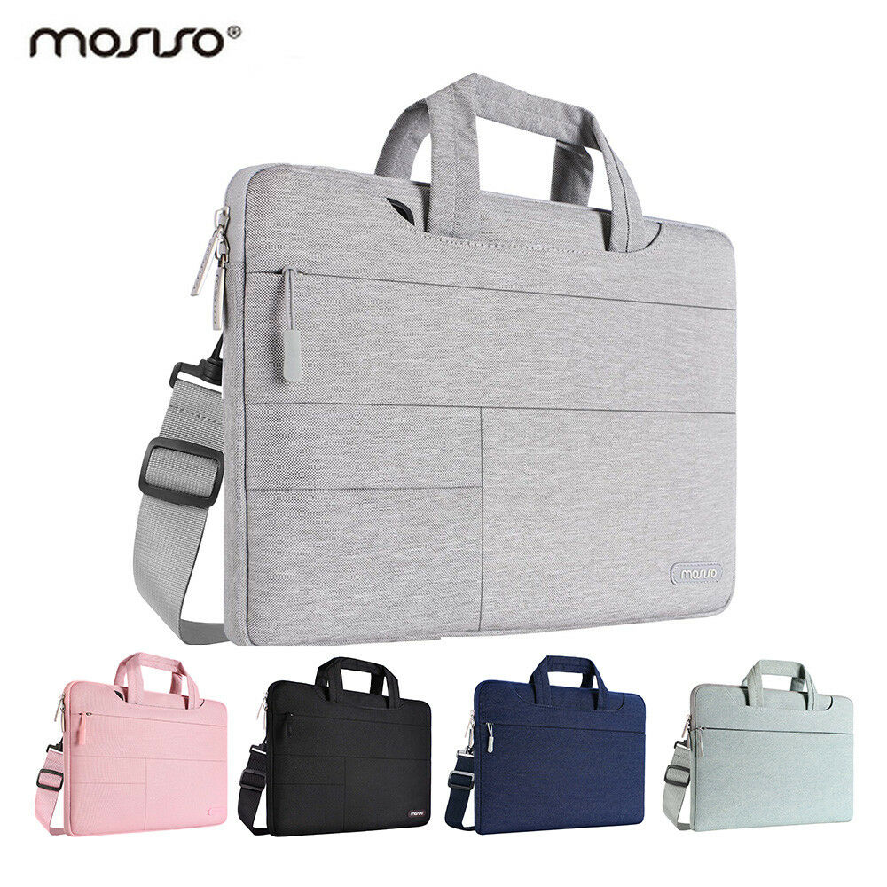 Mosiso Laptop Messenger Bag Case for Macbook Dell hp 13.3 15