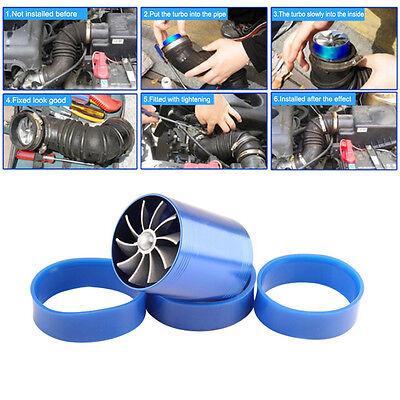 Acura Legend Turbo (Supercharger Power Air Intake Turbonator Dual Fan Turbine Gas Fuel Saver)