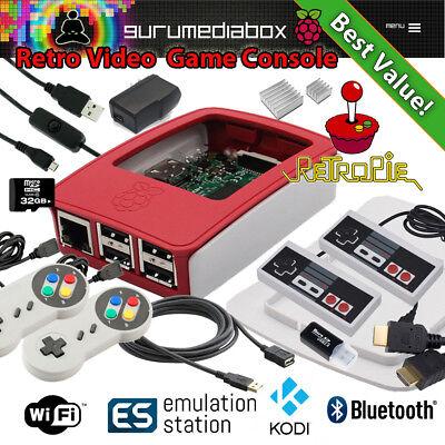 1 Raspberry Pi 3 Video Game System   Kodi   Retropie   Pixel Pc   Retro Games