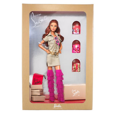 Christian Louboutin BARBIE Doll MINT NRFB