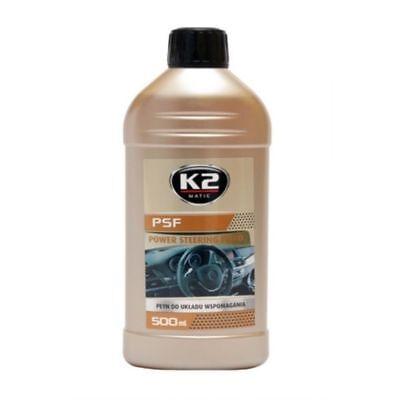 K2 Power Steering Fluid Servolenkungsöl Servoöl Hydrauliköl PSF 500ml