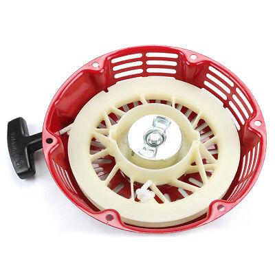 (Pull Start Recoil Starter For Generac GP5500 GP6500 GP7500 GP7500E Generators)
