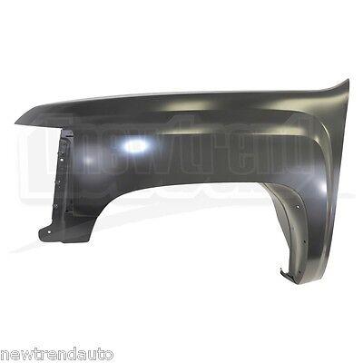 For Chevrolet Silverado Front,Left Driver Side FENDER GM1240341 25807996 New