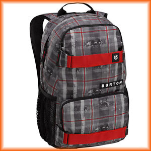 Burton Rucksack 21L Treble Yell Pack (tattered plaid) 2012 --- UVP 50,- EUR