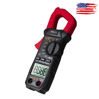 Aneng St209 Clamp Digital Tester Multimeter Acdc Voltage Lcd Current Meter Tool