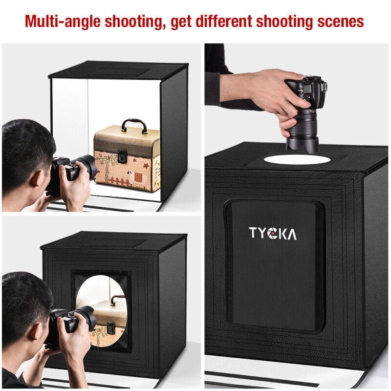 40cm Studio Light Room Portable Photography Box Photo Tent Foldable Cube TK212US