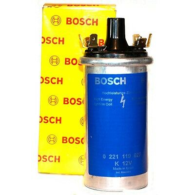 LAND ROVER SERIES 2 / 3 -  2.25 Petrol Ignition Coil 12v  - PRC9858 BOSCH BRAND