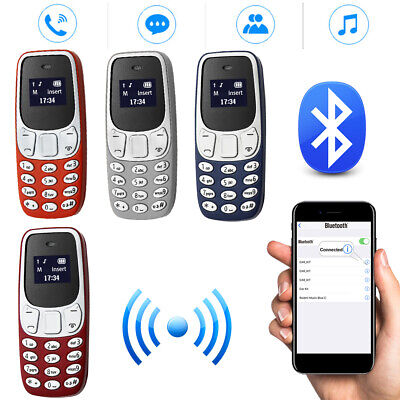BEST Mini Bluetooth Worlds Smallest Mobile Phone Voice Changer Dual