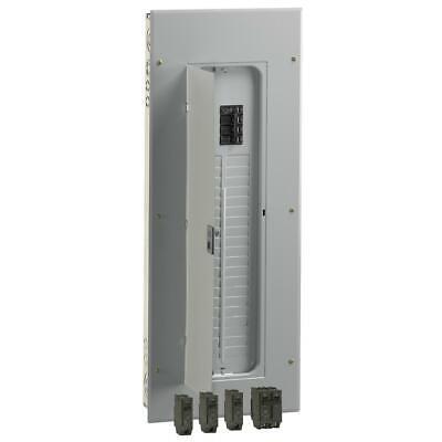 Ge 200 Amp 40-space 80-circuit Indoor Load Center Main Breaker Box Panel Kit