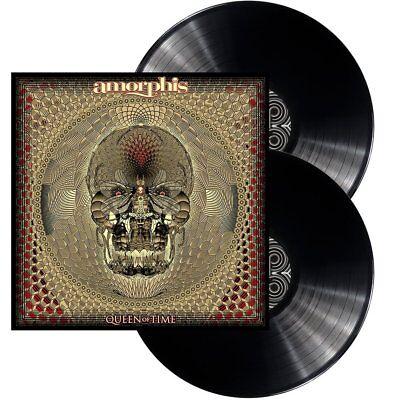 """Amorphis 'Queen Of Time' 2x12"""" Vinyl - NEW"""