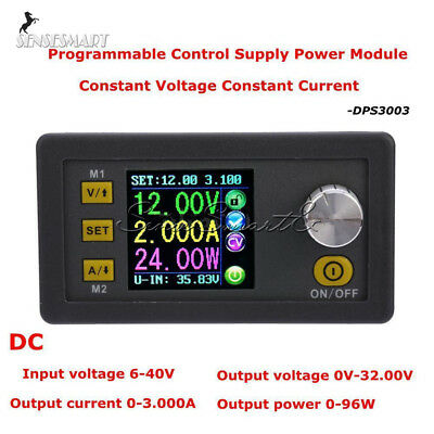 Dc 32v3a Programmable Constant Current Step-down Power Supply Module Dps3003