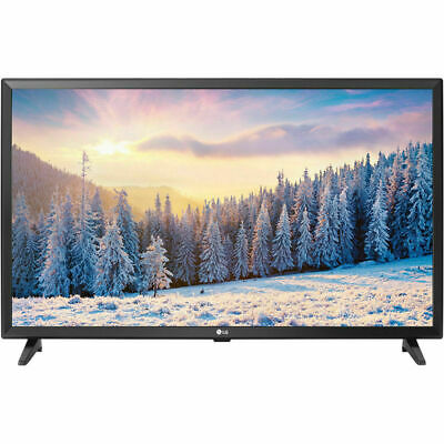 "LG 32"" Inch LED HD TV Flat Screen HDTV Wall Mountable USB HDMI 720P Black"