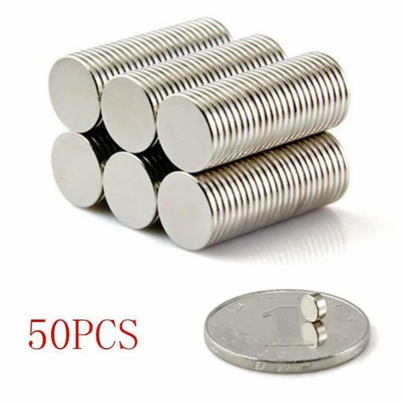 50pcs strong n35 neodymium magnets rare earth