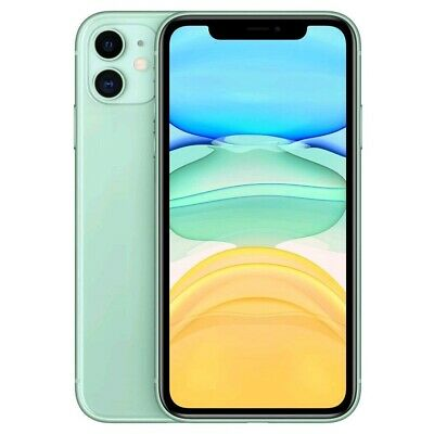 Apple iPhone 11 128GB Dual nano-SIM (Precintado) - [Verde]