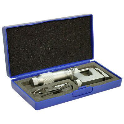 "Multi-Anvil Micrometer 0 - 1"" Graduation 0.0001"" Carbide Tip"