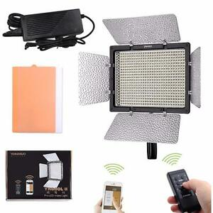 Yongnuo YN-600 ll YN-900 LED Video Light DSLR/PRO Camera