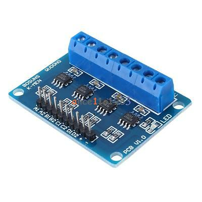 Hg7881 4-channel Dc Stepper Motor Driver Controller Board For Arduino