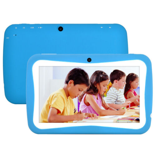 7inch Tablet PC Android 4.4 KitKat for Education Kids Quad Core 8GB Camera TO