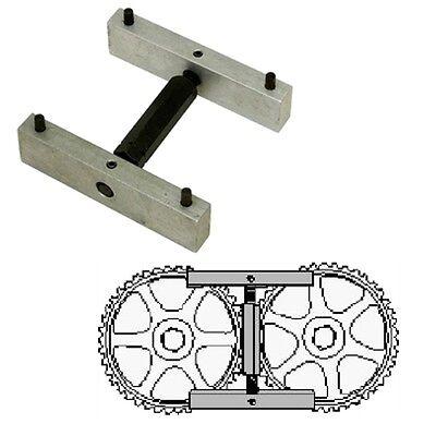 Dual Overhead Cam (DOHC) Lock Tool - Lisle 36880 -Sprocket during Timing (Dual Overhead Cam Lock Tool)