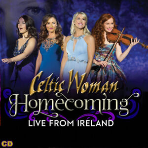 Celtic Woman - Homecoming: Live From Ireland (2018 RELEASE) | NEW CD