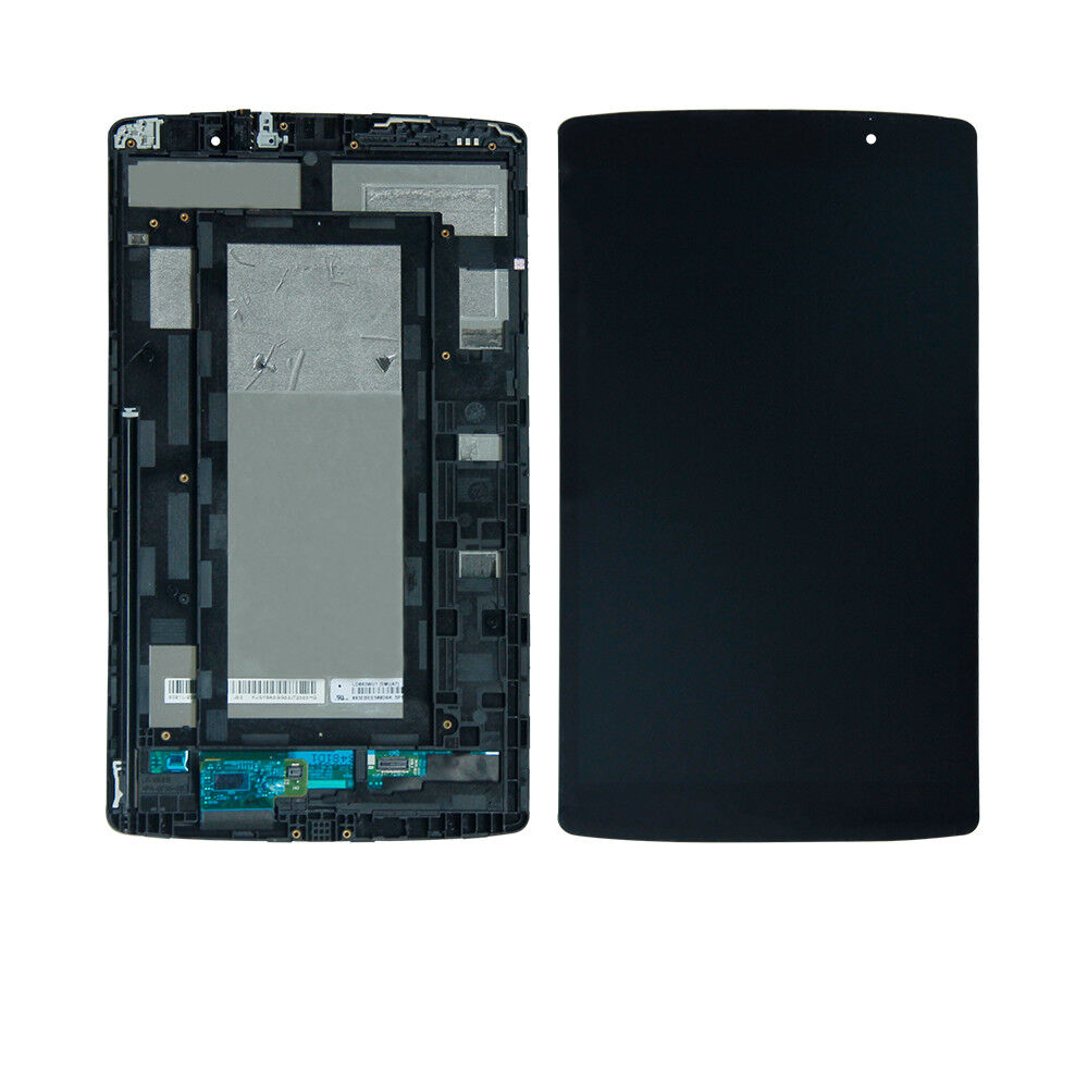 """FOR LG G Pad V495 4G LTE Tablet AT/&T GSM 8/"""" LCD Screen Digitizer Touch+Frame US"""