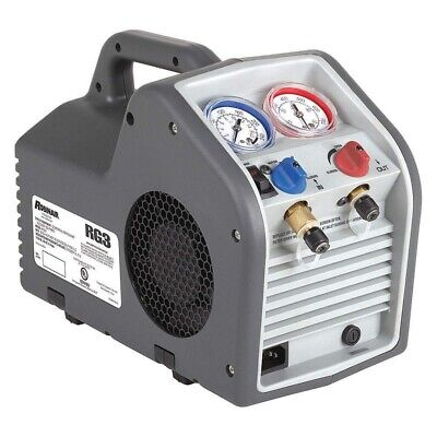 Robinair Rg3 Refrigerant Recovery Machine Another Crazy Deal