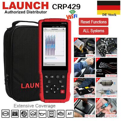 Launch X431 CRP429 CRP229 Pro OBD2 Diagnosegerät Code Reader Scanner Autel MK808 gebraucht kaufen  Ginsheim-Gustavsburg