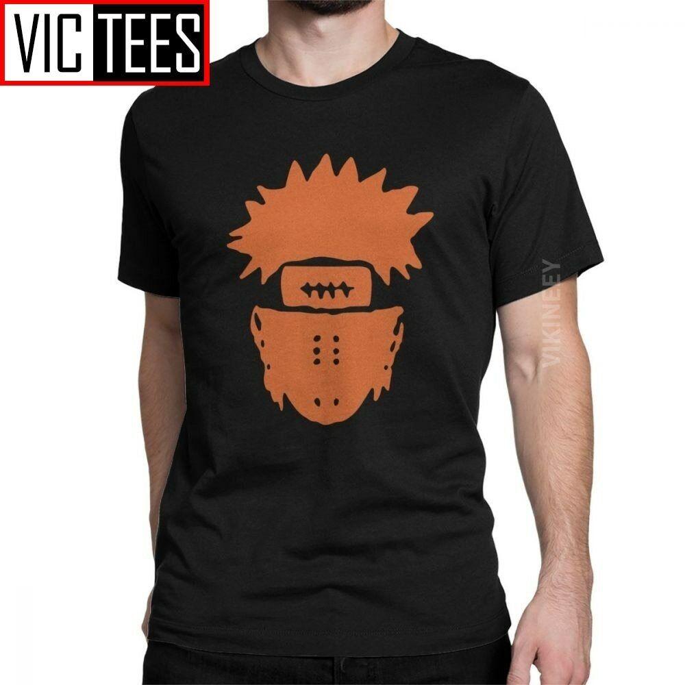 Men's T-Shirt Nagato Pain Akatsuki Leader Naruto Vintage Cot