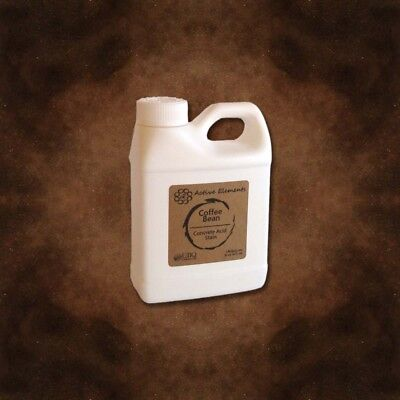 Official Concrete Acid Stain - 16oz - Coffee Bean - Dark Brown To Black