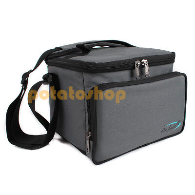 Sea Coarse Carp Fishing Tackle Bag Waterproof Box Bait Storage Carry Shoulder