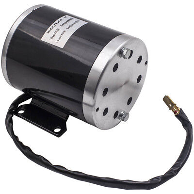 500w 24v Dc Electric Motor My Zy 1020 For Scooter Go-kart Minibike Diy Project