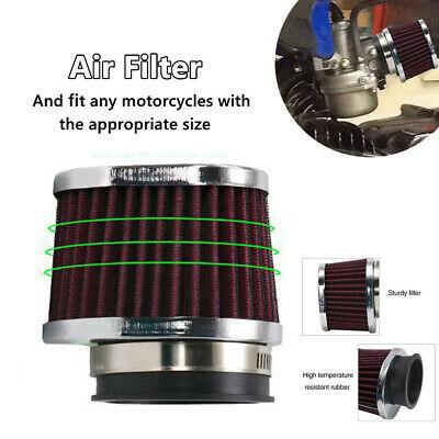 50MM Motorcycle Carburetor Air Filter Carburetor Pod Cleaner Intake Tube General