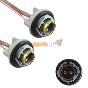 1157 Socket: Lighting & Lamps | eBay on nissan radio antenna, nissan connectors and pins, nissan connector catalog, nissan titan tow wire connector, nissan coil connectors, nissan alternator harness, nissan headlight diagram,