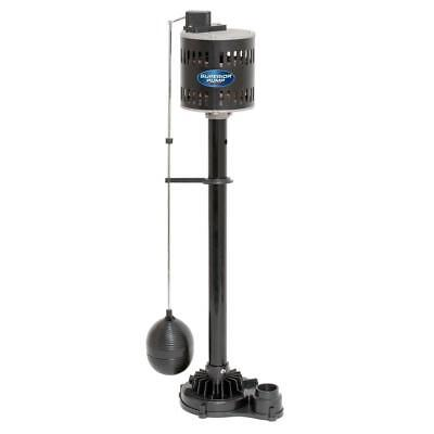 1/3 HP Pedestal Sump Pump Fully Adjustable Automatic Metal S