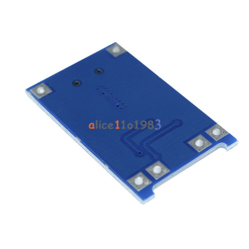 2//5//10//20PCS TP4056 5V 1A Micro USB Charger 18650 Lithium Battery Charging Board