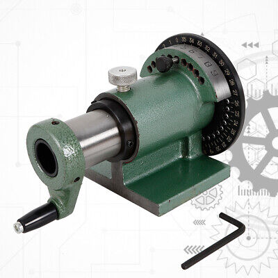 5c Precision Spin Index Fixture Collet For Milling New Collet Capacity 1-18