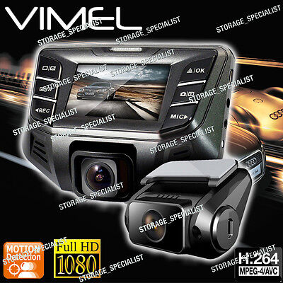 Best Dual Dash Camera In Car Twin Cam B70S Plus Crashcam Blackbox (Best Dual Dash Cam)