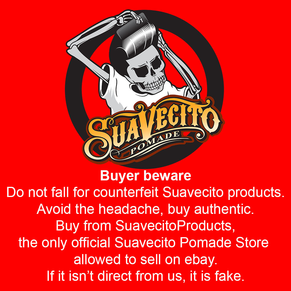 Купить Suavecito Pomade - Suavecito Original Hold Pomade 4 oz.