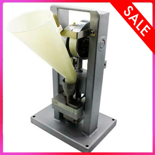 Tdp-0 Manual Table Press Hand Operated Die Machine Mini Single Punch Press Tdp0