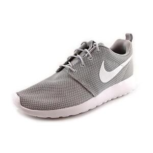 050a3826a Nike Roshe Run One Mens Shoes 10 Wolf Grey White 511881 023 for sale ...