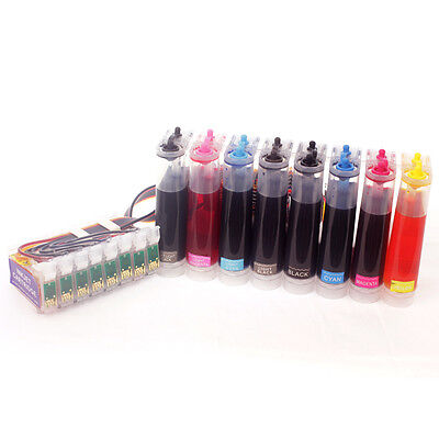 Cisinks Non-oem Continuous Ink Supply System For Epson St...