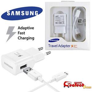 CaricaBatteria-Rapido-15w-Originale-Samsung-Travel-FAST-Per-Galaxy-S6-S7-Edge