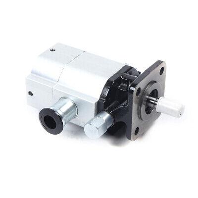 Hydraulic Pump 2 Stage 16gpm Hydraulic Log Splitter Pump Clockwise Rotation