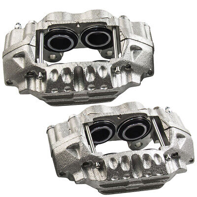 2pcs Front Brake Caliper Calipers for Toyota Hilux V (MK II) 2.4 D 4WD Diesel