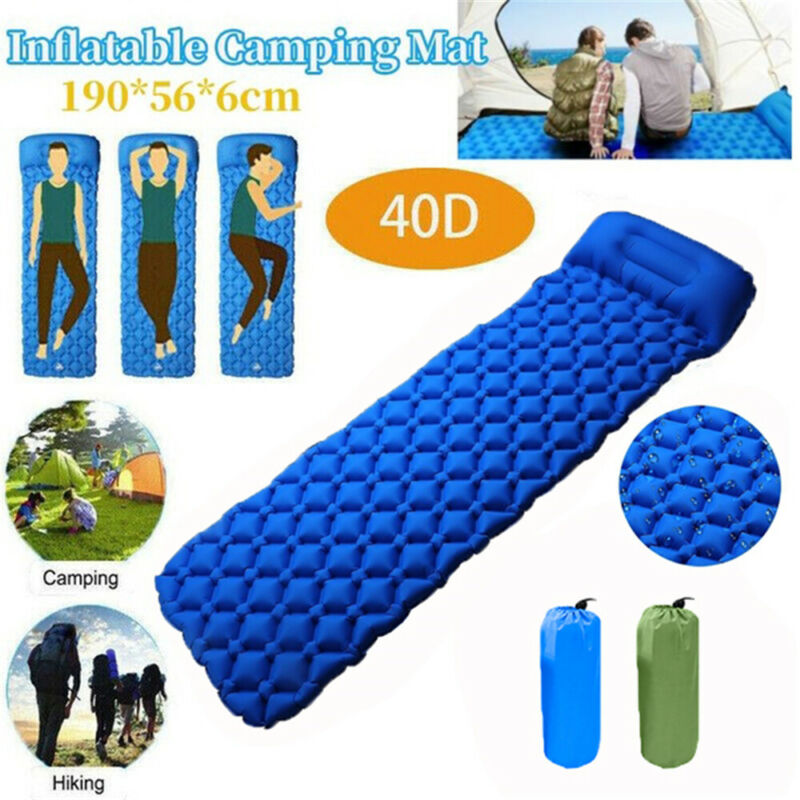 inflatable compact camping sleeping pads hiking air