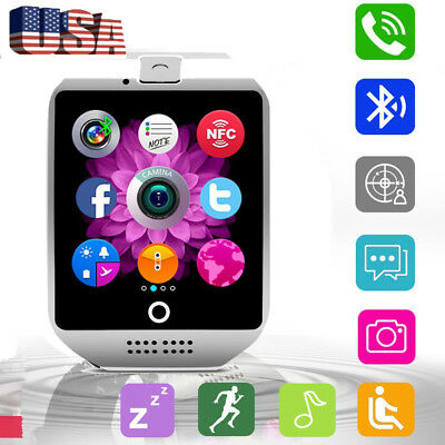 Bluetooth Smart Watch Unlocked Phone Watch for Android Women Girls Samsung LG