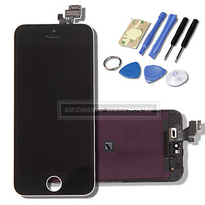 RETINA-LCD-Display-schermo-Touch-Digitizer-Glass-Lens-Apple-iPhone-5-Sostituzione