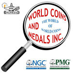 World Coins and Medals Inc.