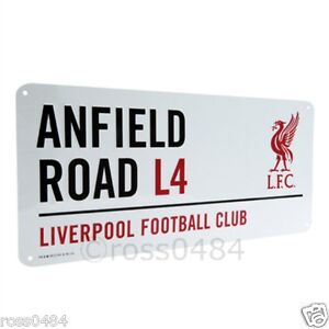 Football STREET SIGN Official Christmas Xmas Birthday Gift